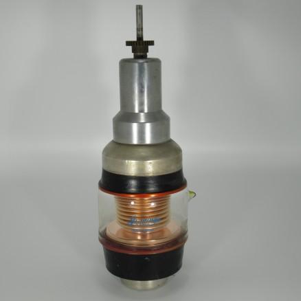UCSX-1000-10 Jennings, Variable Vacuum Capacitor, 25-1000 PF at 10kv, Gear Drive