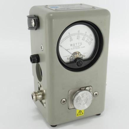 43N BIRD Wattmeter, Very Clean used Condition, Bird Electronics