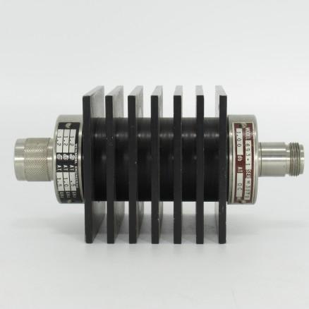 693-1 Weinschel Attenuator, 1.2 dB at 1.5 GHz, 30 Watts, Used