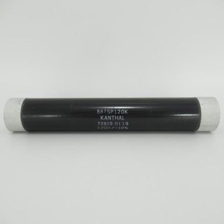887SP120K Kanthal 150 Watt, 12 Ohm Non-inductive Ceramic Resistor (Pull)