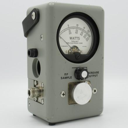 4431 Wattmeter with Variable RF Tap (Sampler), Bird (Clean Used)