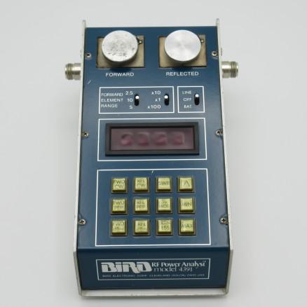 4391 Bird Digital 10kW Wattmeter (PULL)
