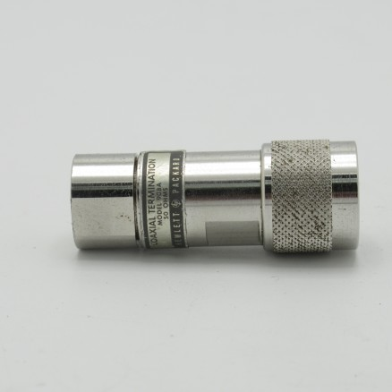 908A DC-4GHz 50Ω 0.5W Type-N-Male Coaxial Termination Load
