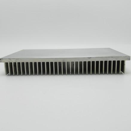 HS100-9.8  Heatsink, Aluminum 7 x 9.875 x 1.25, No Holes