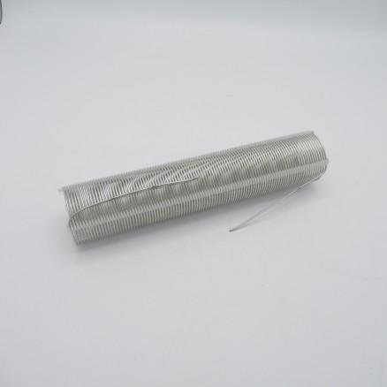 """1610T  Air Dux Coil w/Tinned Copper Wire, 10"""" Long, 2"""" Dia, 92uH, 16ga"""