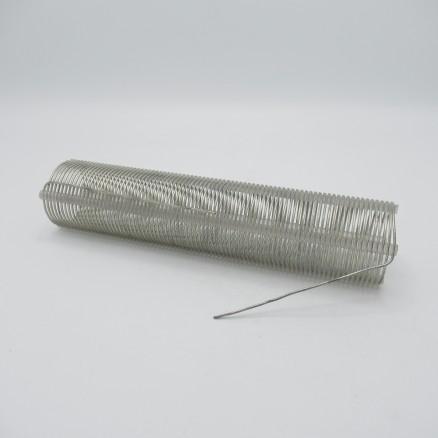 """1608T  Air Dux Coils w/Tinned Copper Wire, 10"""" Long, 2"""" Dia, 59uH, 16ga"""