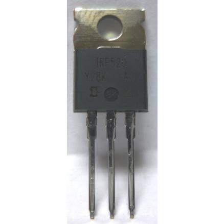 IRF520 Transistor, Mosfet, (IRF520PBF) Vishay Siliconix