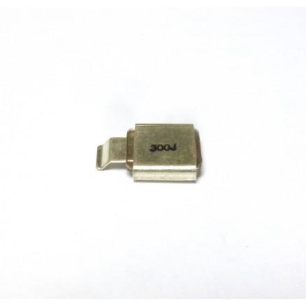 Metal Cased Mica Capacitor, 30pf, 300v, FW (J101-30AJ-J101CC300JO)