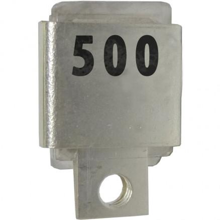 J101-500A Semco Metal Cased Mica Capacitor 500pf 350v (NOS)