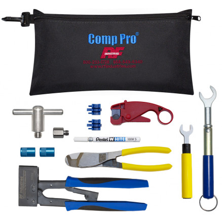 KIT400NT Complete Tool Kit for Type N & TNC, RFI