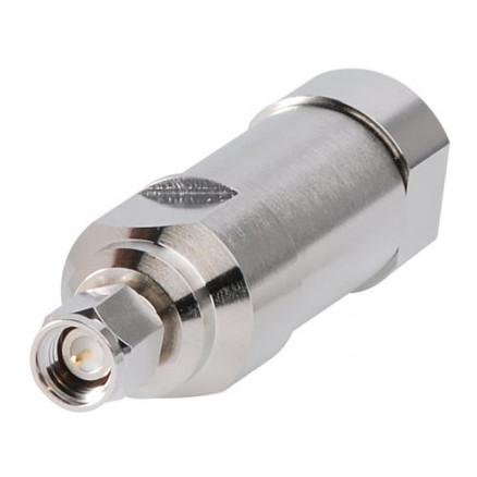L2TSM-PL SMA Male Connector, LDF2-50