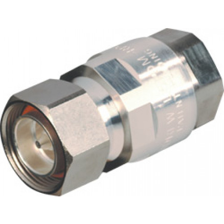 """L5PDM-RPC  7-16 DIN Male OnePiece™ for 7/8""""  LDF5-50A Heliax cable, Andrew"""