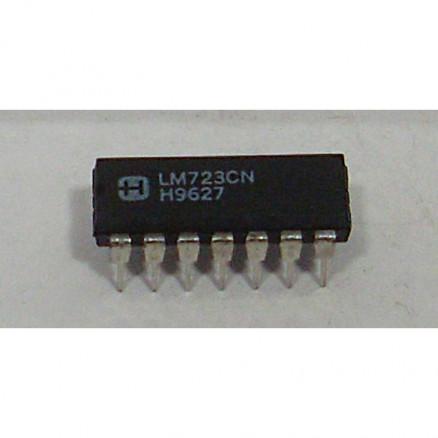 LM723CN Voltage regulator,