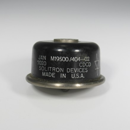 Solitron M19500/404-02 Rectifier Diode 5000V 5A (PULL)
