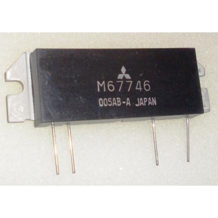 M67746 Mitsubishi Power Module, 60w, 144-148 MHz