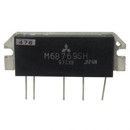 M68769SH Power Module, 45w, 470-520 MHz, Mitsubishi