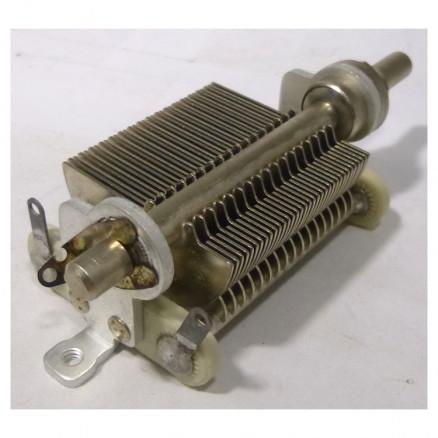 MC250M Variable Capacitor, 12- 250 pf, Hammarlund