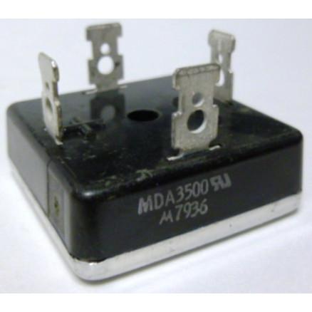MDA3500 Motorola Bridge Rectifier 35 Amp 50 Volt (NOS)