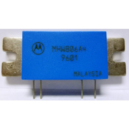 MHW806A4 Power Module, Motorola (Sub for MHW812A3-See Notes)