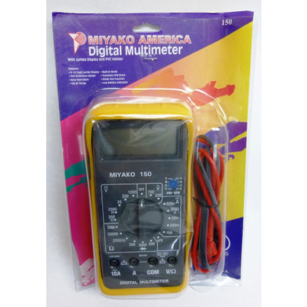 MIYAKO-150 Digital Multimeter