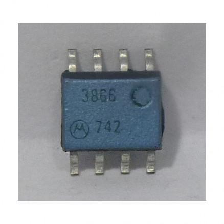 MRF3866 NPN Silicon High-Frequency Transistor, Motorola