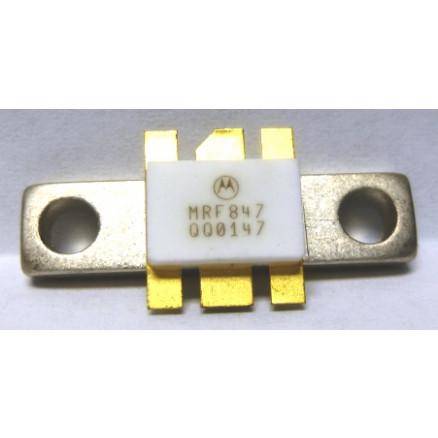 MRF847 NPN Silicon RF Power Transistor, 12.5 V, 870 MHz, 45 W, Motorola