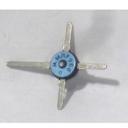 MRF966 N-Channel Dual-Gate GaAs Field-Effect Transistor, 12 V, Motorola
