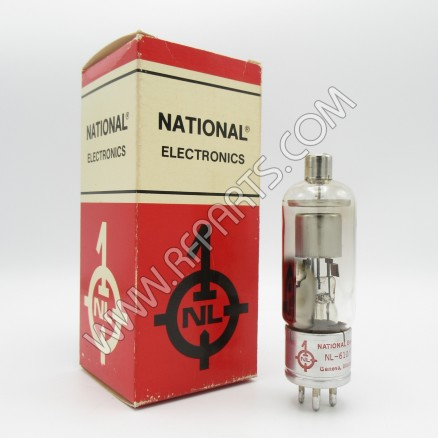 NL-610/7723 National Electronics Rectifier Tube (NOS/NIB)
