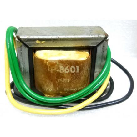 P-8601 Low voltage transformer, 117VAC, 28v C.T., 0.175 amp, Stancor