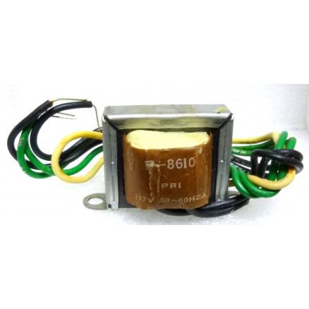 P-8610 Low voltage transformer, 117VAC, 36v C.T., 0.065 amp, Stancor