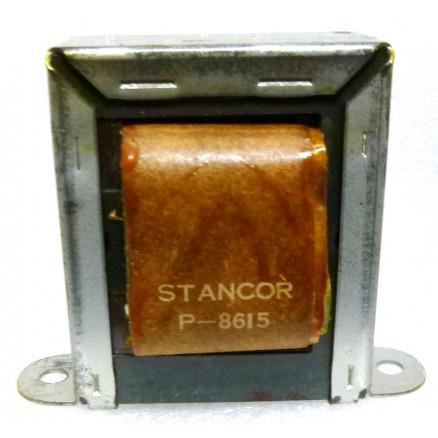 P-8615 Low voltage transformer, 117VAC, 48v C.T., 0.25 amp, Stancor
