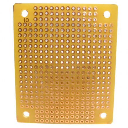PCB8922 Solderable Perforated Board.  Use with BOX8922