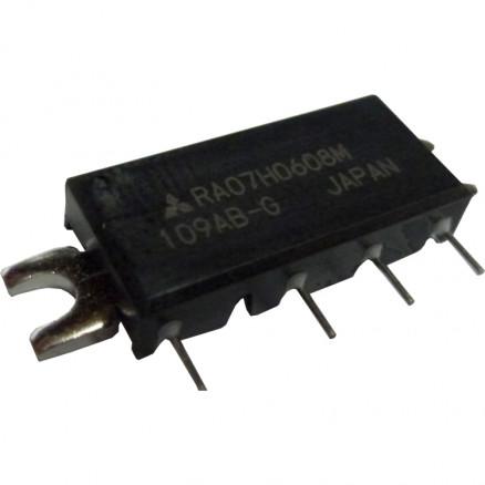 RA07H0608M, RF Power Module, 68-88 MHz, 7 Watt, 12.5v, Mitsubishi
