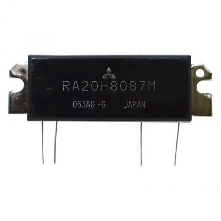 RA20H8087M  RF Module, 806-870 MHz, 20 Watt, 12.5v, Mitsubishi