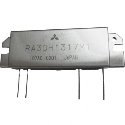 RA30H1317M1-501  RF Module, 135-175 MHz, 30 Watt, 12.5v, Metal Case