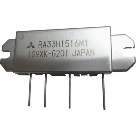 RA33H1516M1-501 Power Module, 154-162 MHz, 33w, 12.5v, Mitsubishi
