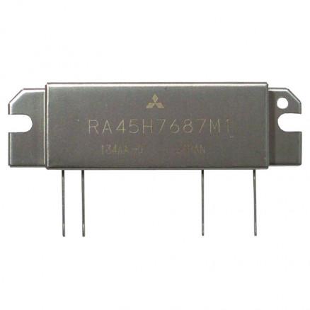 RA45H7687M1-101  RF Module, 764-870 MHz, 45 Watt, 12.5v,  Mitsubishi