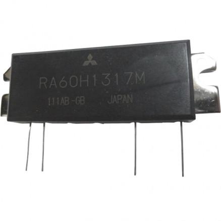 RA60H1317M-101  RF Module, 135-175 MHz, 60 Watt, 12.5v, plastic case