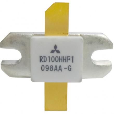 RD100HHF1 Mitsubishi MOSFET Silicon Power Transistor 30MHz 100 watt 12.5v
