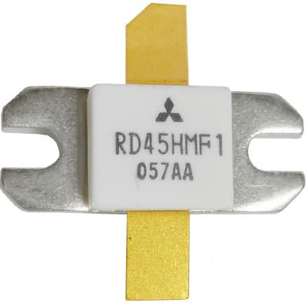 RD45HMF1 Transistor, 45 watt, 900 MHz, 12.5v, Mitsubishi