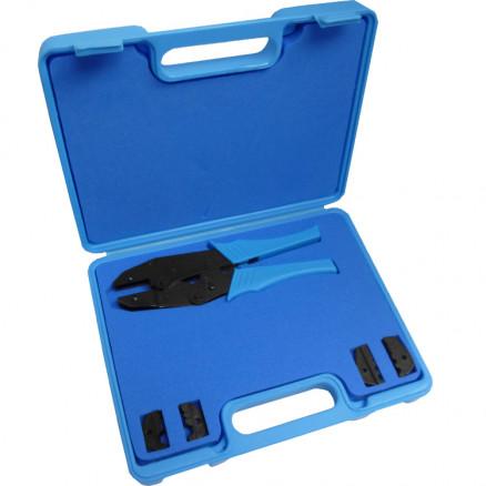 RFA4005  Crimping Tool Kit in Hard Case, RF Industries