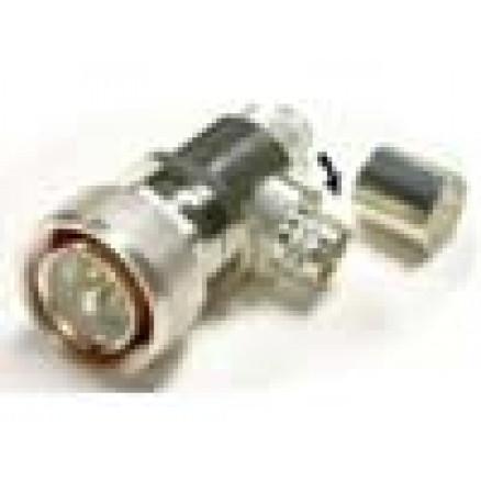 RFD1605-2L2 7/16 DIN Male Crimp Connector, Cable Group L2, RFI