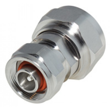 RFD1682-4  Between Series Adapter, 4.1-9.5 Male to 7/16 Male, LOW PIM, RFI