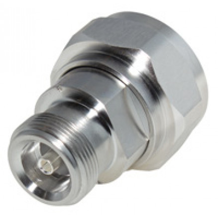 RFD1684-4  Between Series Adapter, 4.1-9.5 Female to 7/16 Male, LOW PIM, RFI