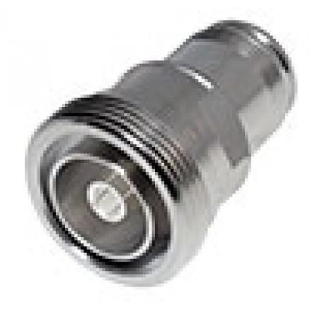 RFD1685-4  Between Series Adapter, 4.3-10 Female to 7/16 Female, Straight, RFI