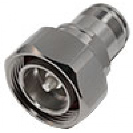 RFD1687-4  Between Series Adapter, 4.3-10 Female to 7/16 Male, Straight, RFI