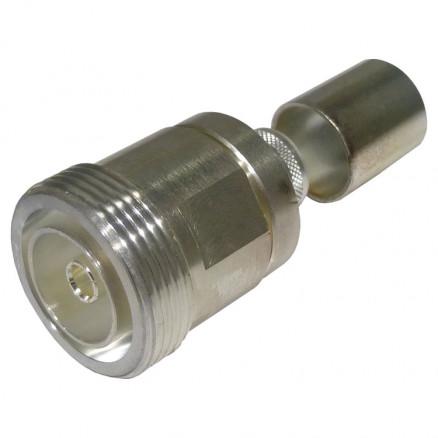 RFD-1631-2L2 RF Industries 7/16 DIN Female Crimp Connector