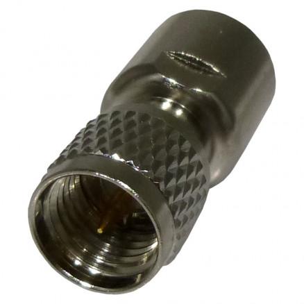 RFE6105 FME Between Series Adapter, FME Male to Mini UHF Male, RF Industries