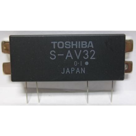 SAV32A Power Module, 60w, 133-174 MHz, Toshiba, Rohs Compliant