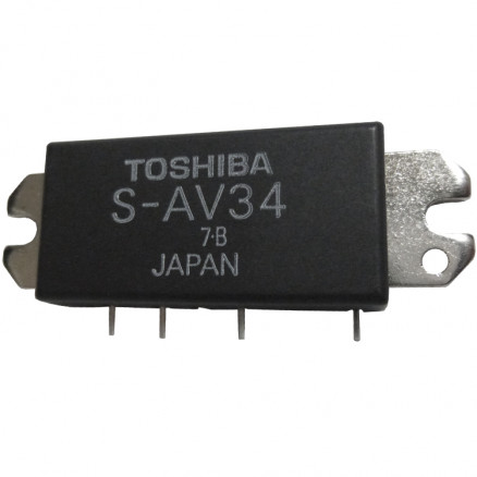 SAV34  Power Module, 39 dBm, 150-165MHz, Toshiba (Digital)